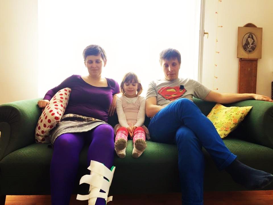 ZIMMERFREI: FAMILY AFFAIR