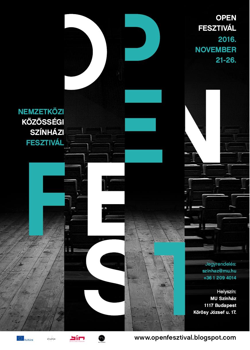 2. OPEN FESZTIVÁL – Nemzetközi Közösségi Színházi Fesztivál