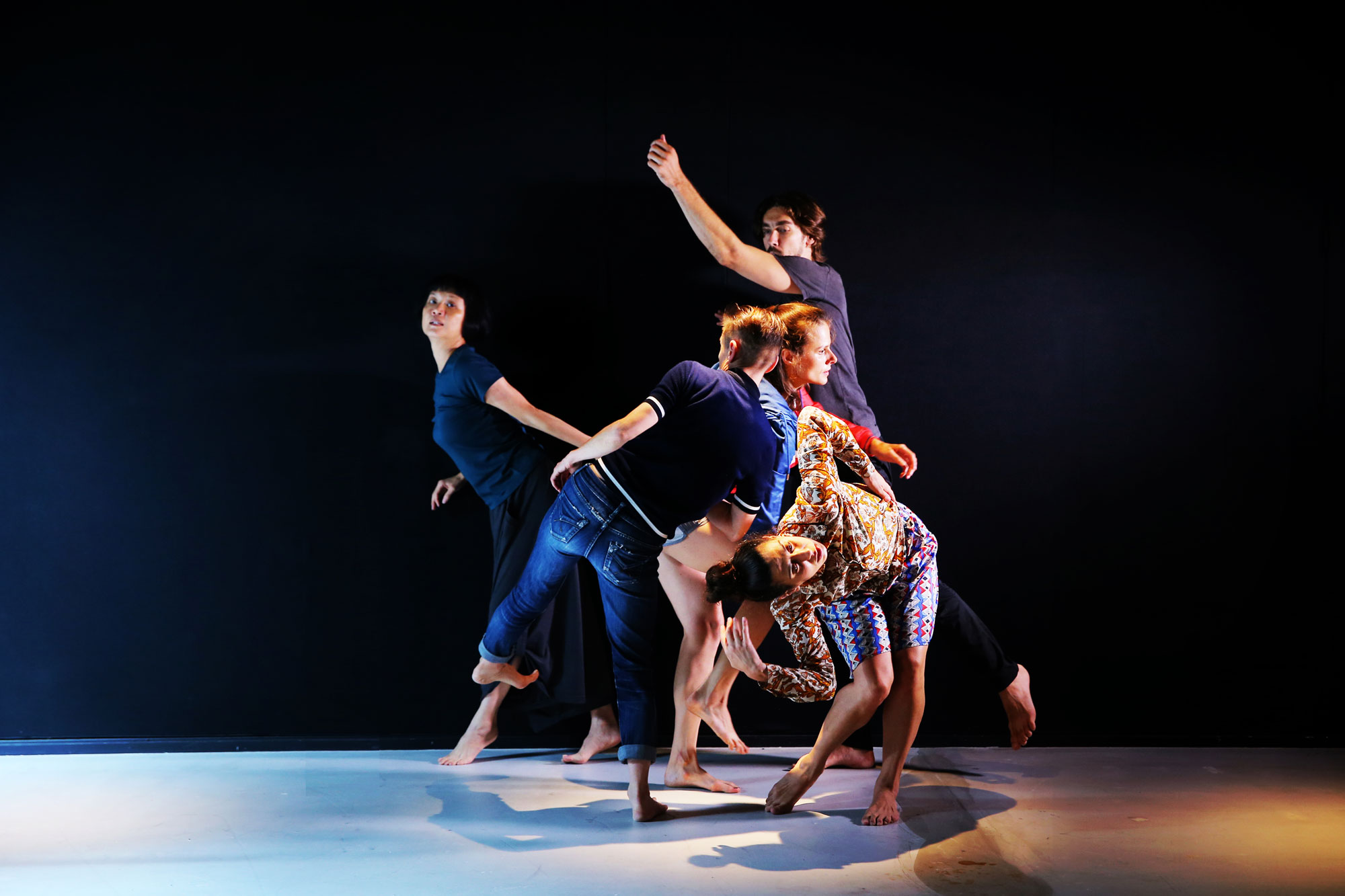 ICoDaCo – International Contemporary Dance Collective: IT WILL COME LATER