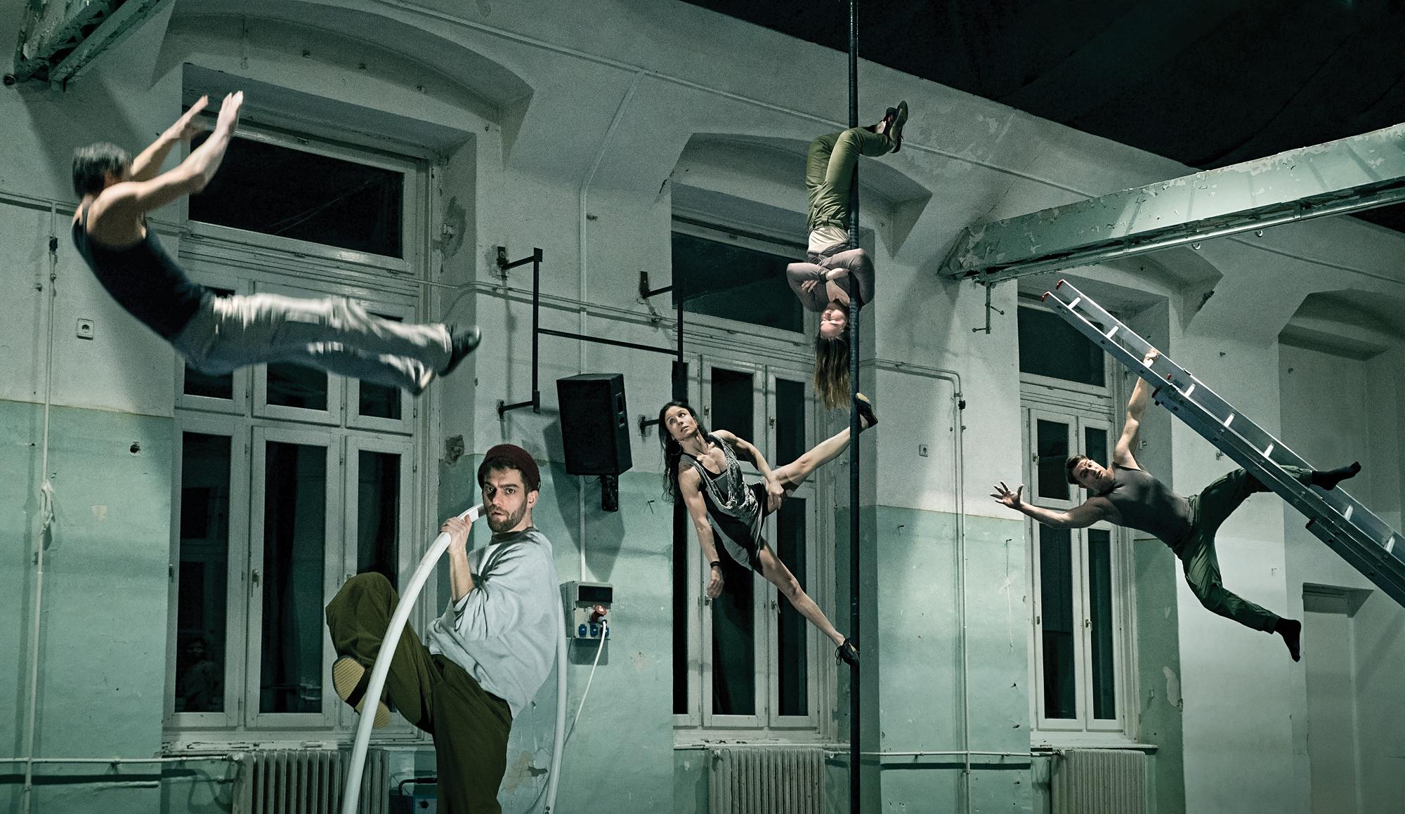 Grotesque Gymnastics: A kudarc anatómiája (2020)