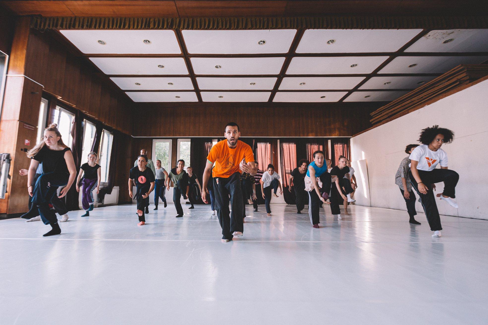 International Dance Week Budapest