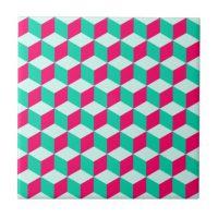 pink cubes